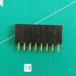1x8 pin Female Header