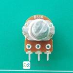 B50K VR Volume Potentiometer