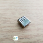 USB Type-A Female Connector 4pin PCB Socket