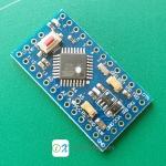 Arduino Pro Mini 3.3V ATmega328p-pu 8MHz