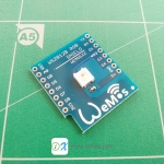 WS2812B RGB SHIELD for WeMos D1 mini