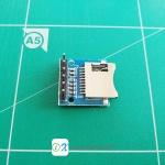 Mini MicroSD Card Module
