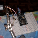 ESP8266 กับการควบคุมความเร็วมอเตอร์ออนไลน์