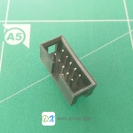 2x5 Pin Straight Male Header IDC Socket