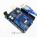 Arduino Uno R3 SMD พร้อมสาย USB (Compatible)