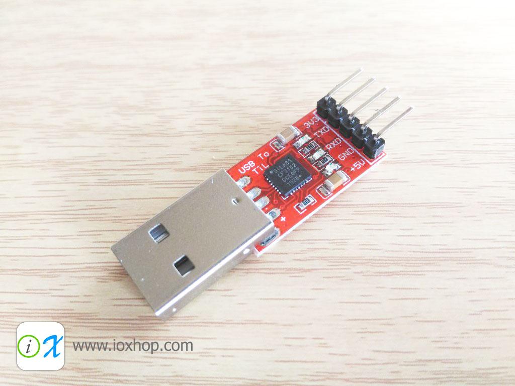 CP2102 USB to TTL USB UART serial port module