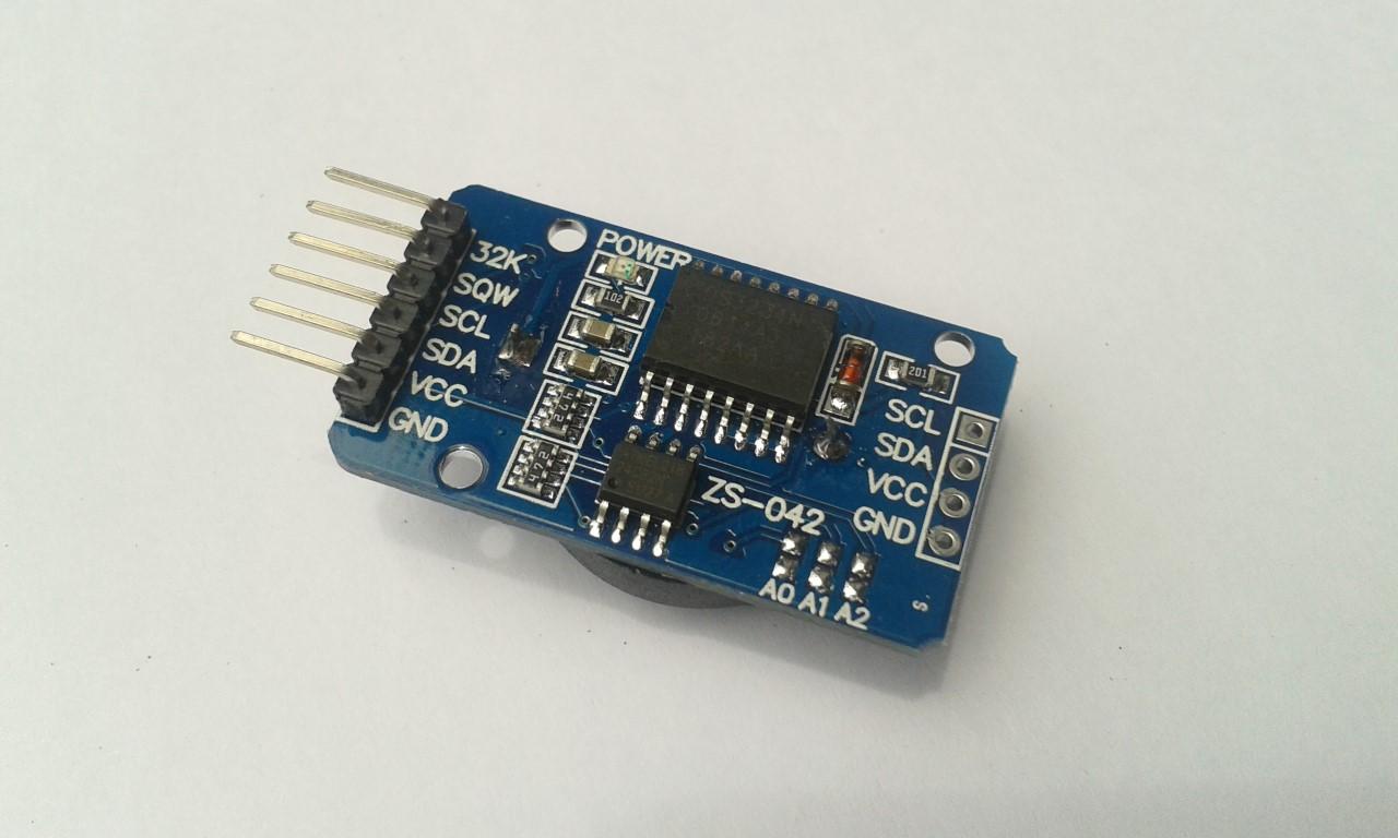 DS3231 RTC I2C Modules